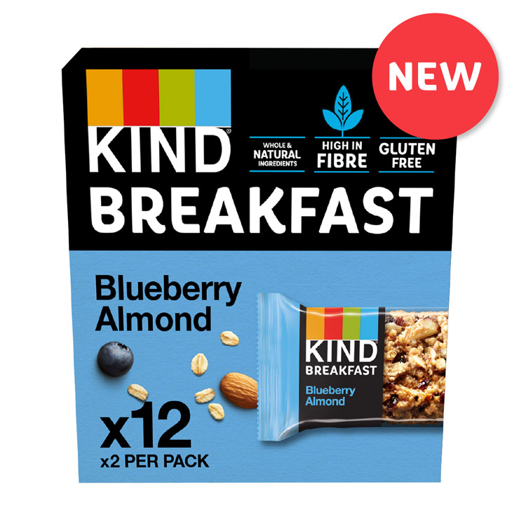 Blueberry Almond 12 Pack