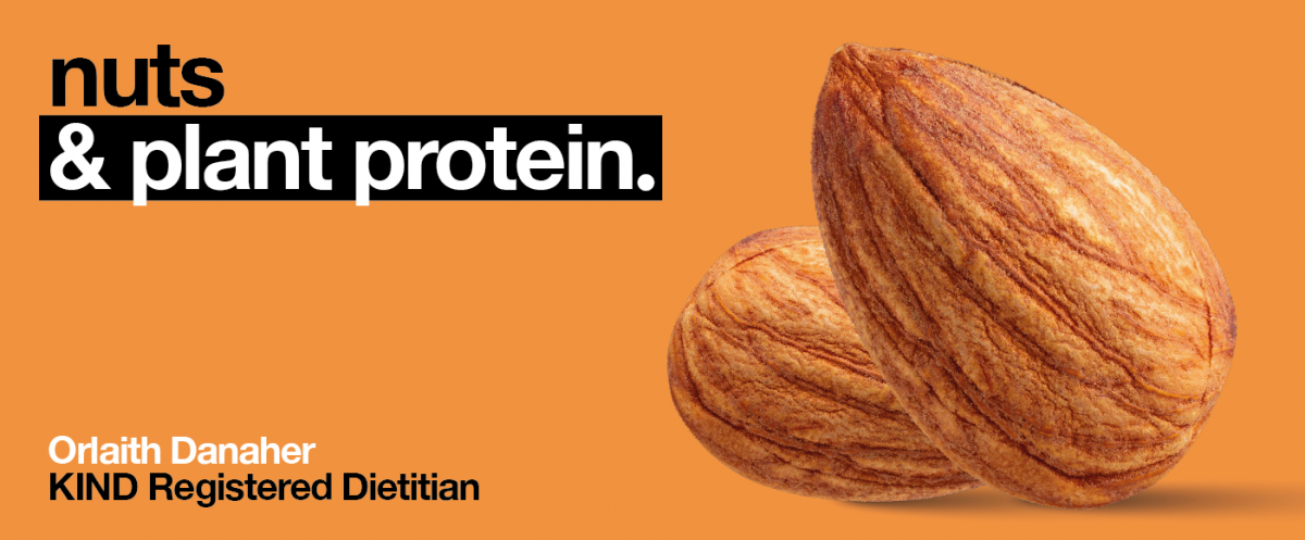 nuts & plant protein